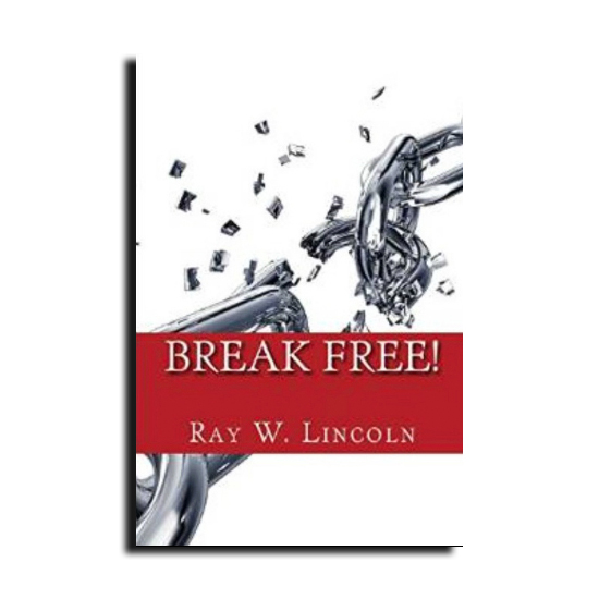 Break Free Book Cover